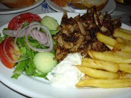 Греческий гирос